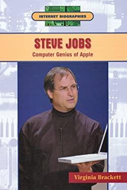 Steve Jobs: Computer Genius of Apple 9780766019706