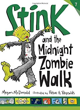 Stink and the Midnight Zombie Walk 9780763664220