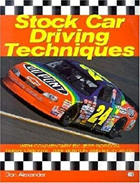 Stock Car Driving Techniques 9780760309582