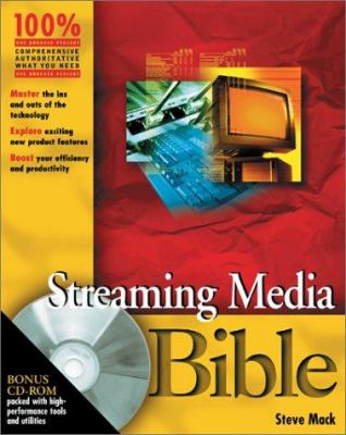 Streaming Media Bible [With CDROM] 9780764536502
