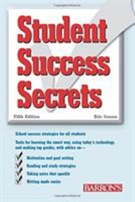 Student Success Secrets 9780764120077