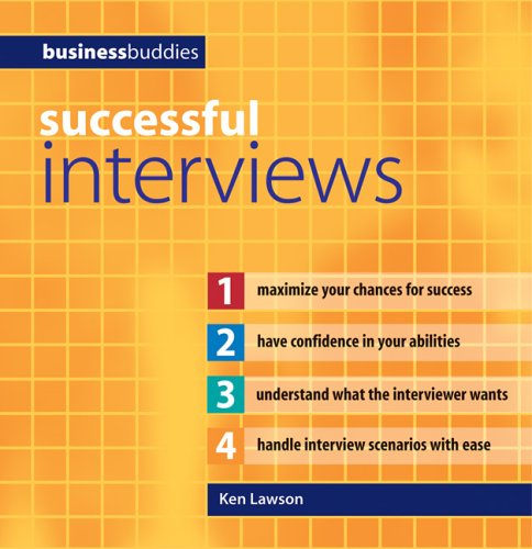 Successful Interviews 9780764132421