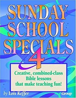 Sunday School Specials: Volume 4 9780764420504