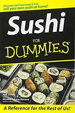Sushi for Dummies 9780764544651