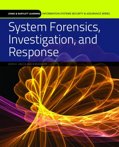 System Forensics, Investigation, and Response 9780763791346