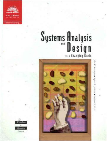 Systems Analysis and Design in a Changing World 9780760058794