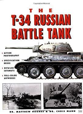 T-34 Russian Battle Tank 9780760307014