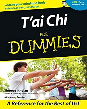 T'Ai Chi for Dummies 9780764553516