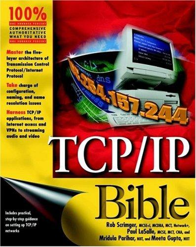 TCP/IP Bible 9780764548420