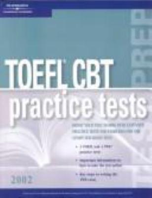 TOEFL CBT Practice Tests 9780768907650