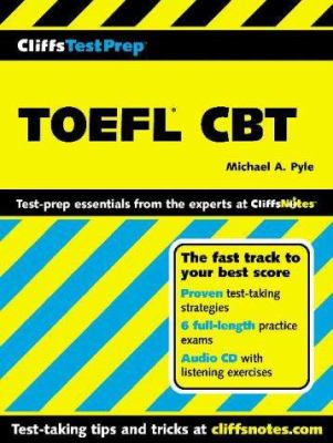TOEFL CBT [With CD] 9780764586095