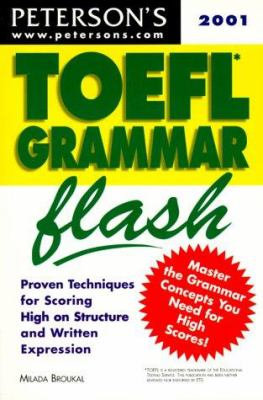 TOEFL Grammar Flash 9780768905090