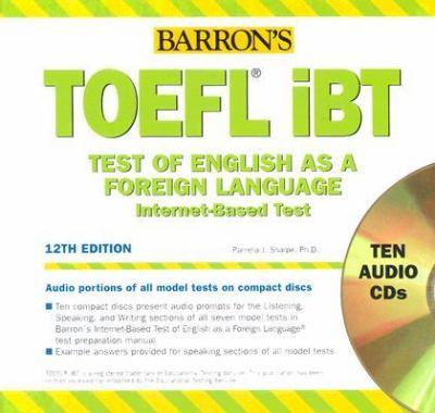 TOEFL Ibt 9780764179181