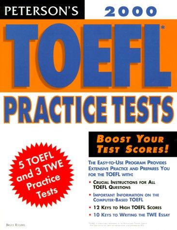 TOEFL Practice Tests 9780768902358