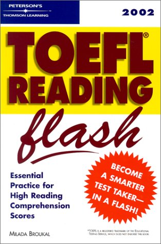 TOEFL Reading Flash 2002 9780768906257
