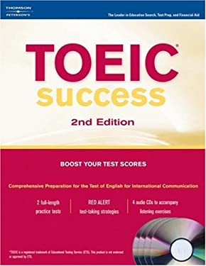 TOEIC Success [With 4] 9780768922837
