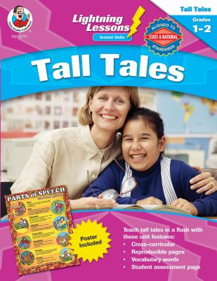 Tall Tales: Grades 1-2 [With Poster] 9780768237719