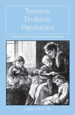 Tarascon Pediatric Psychiatrica 9780763776404
