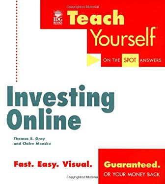Teach Yourself Investing Online 9780764533938