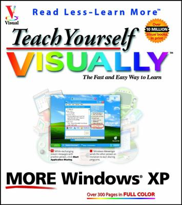 Teach Yourself Visually More Windows XP 9780764536984