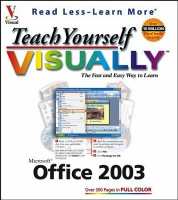 Teach Yourself Visually Office 2003 9780764539800