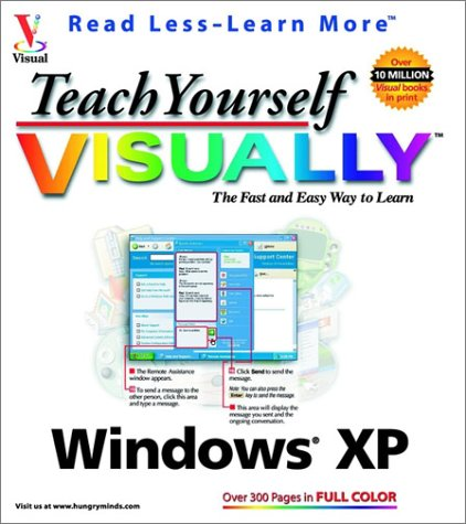 Teach Yourself Visually Windows XP 9780764536199