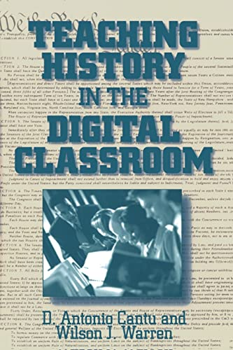 Teaching History in the Digital Classroom 9780765609939