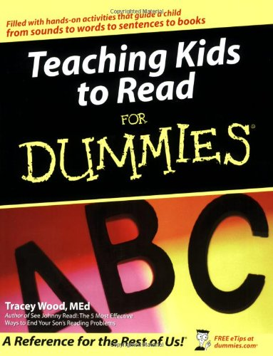 Teaching Kids to Read for Dummies 9780764540431