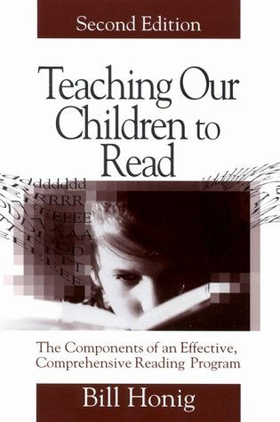 Teaching Our Children to Read: The Components of an Effective, Comprehensive Reading Program 9780761975304