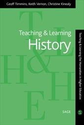 Teaching and Learning History 2903787