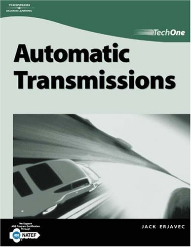 Techone: Automatic Transmissions 9780766811690