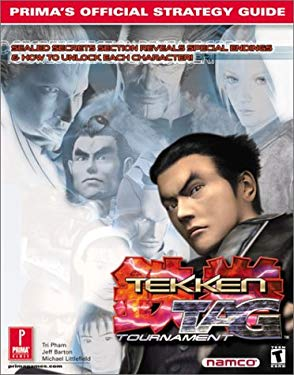 Tekken Tag Tournament: Prima's Official Strategy Guide 9780761530046
