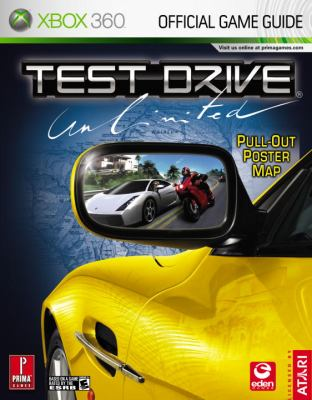 Test Drive Unlimited: Prima Official Game Guide [With Pull-Out Map] 9780761552512