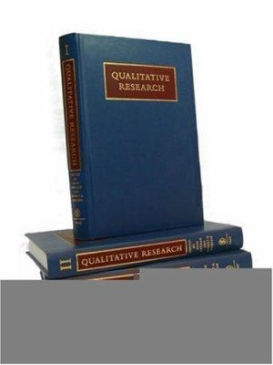 The American Tradition in Qualitative Research