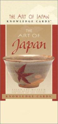 The Art of Japan Knowledge Cards 9780764917790