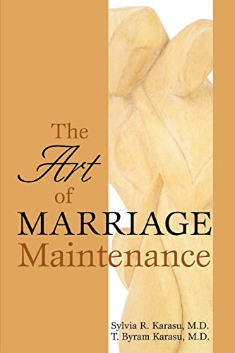 The Art of Marriage Maintenance 9780765703774