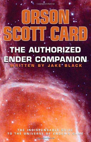 The Authorized Ender Companion 9780765320629