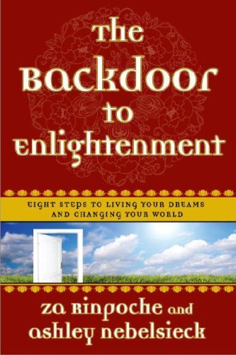 The Backdoor to Enlightenment: Shortcuts to Happiness for the Spiritually Challenged 9780767927406