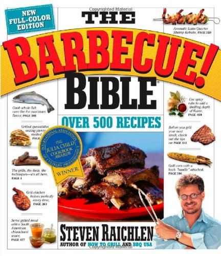 The Barbecue! Bible 9780761149439