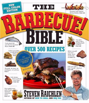The Barbecue! Bible 9780761149446