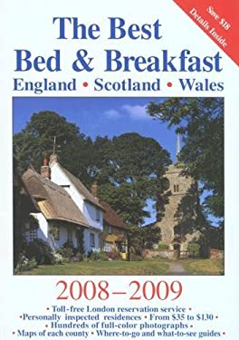 The Best Bed & Breakfast in England, Scotland & Wales 9780762745661