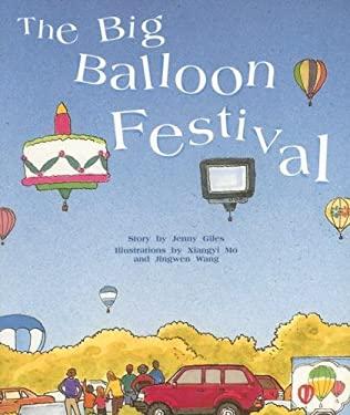 The Big Balloon Festival 9780763557539