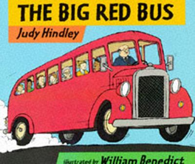 The Big Red Bus 9780763612504