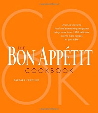 The Bon Appetit Cookbook 9780764596865