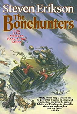 The Bonehunters: A Tale of the Malazan Book of the Fallen 9780765316523