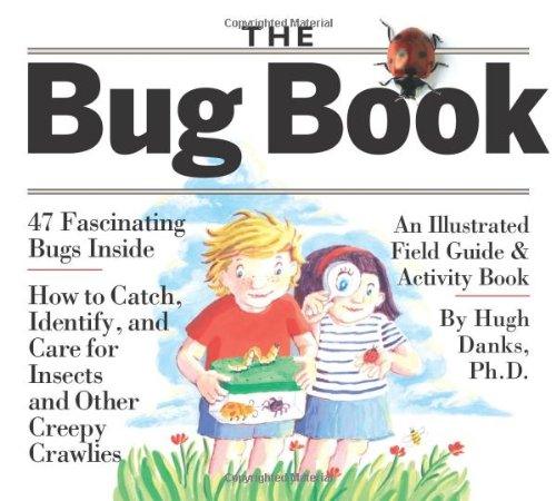 The Bug Book and Bug Bottle 9780761148890