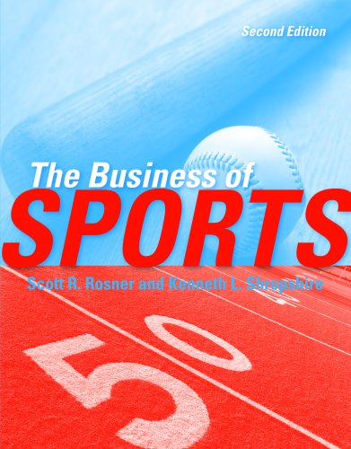 The Business of Sports 9780763780784