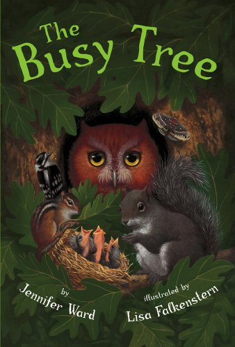 The Busy Tree 9780761455509