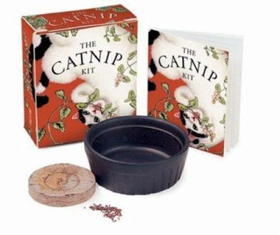 The Catnip Kit [With Ceremic Pot, Peat Pellet & Catnip Seeds] 9780762412488