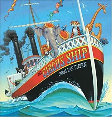 The Circus Ship 9780763630904